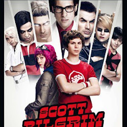 Poster Scott Pilgrim vs. the World 2010