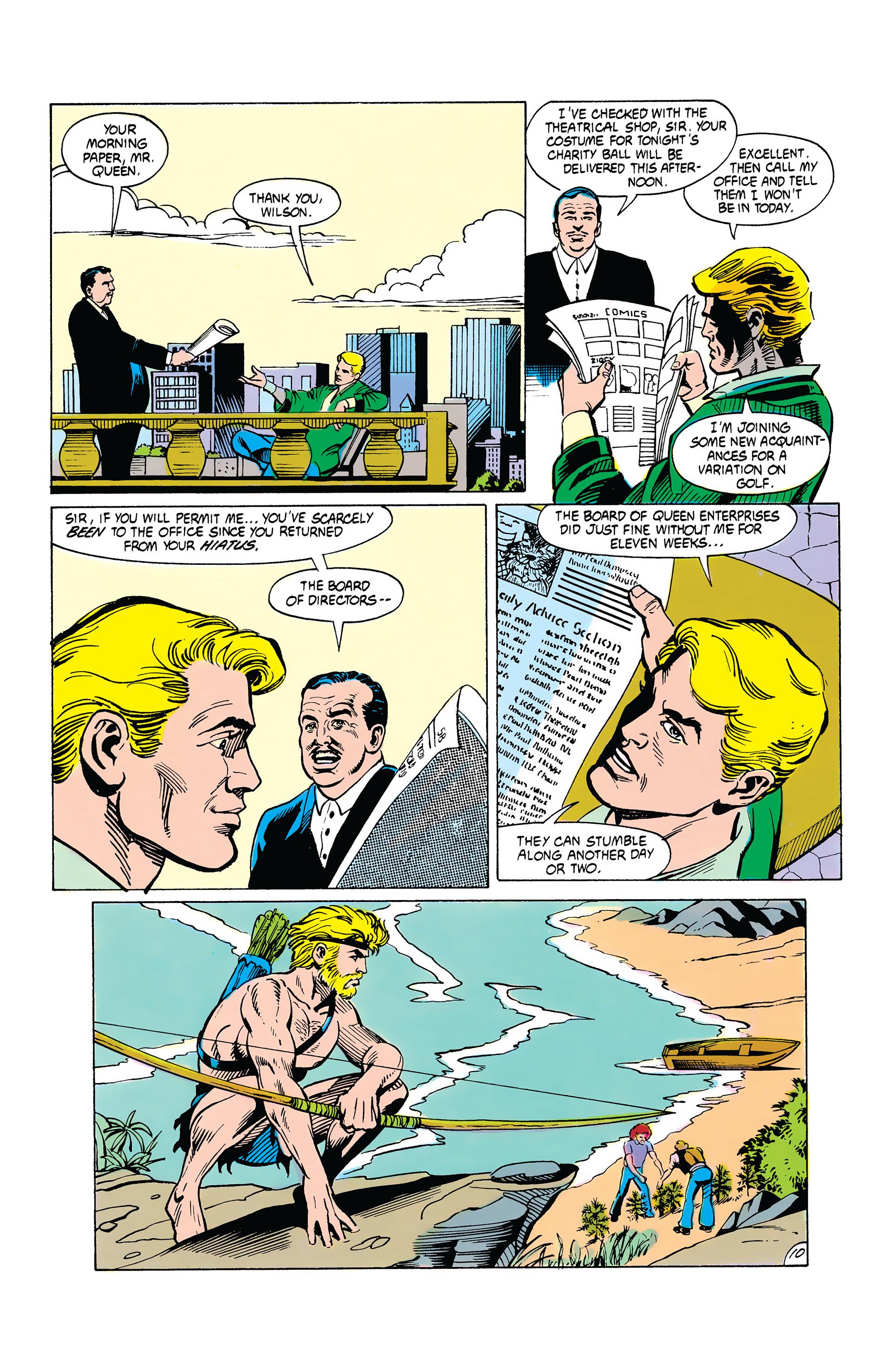 Read online Secret Origins (1986) comic -  Issue #38 - 10