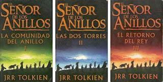 Trilogía de El Señor de los Anillos libros