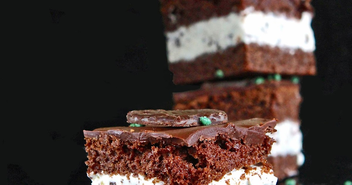 Cake After Eight Recette