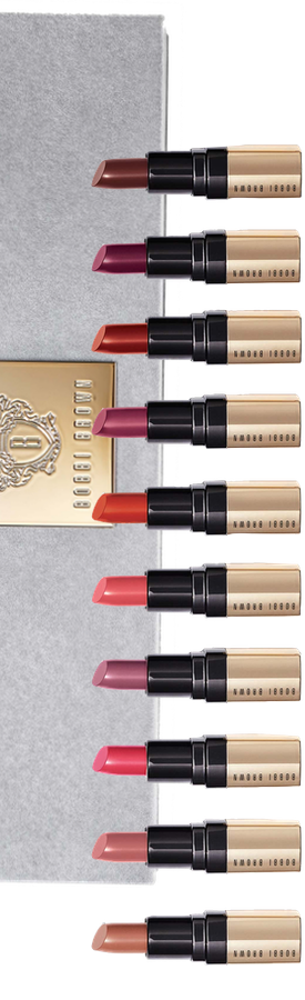 BOBBI BROWN Luxe It Up Mini Luxe Lip Color Set