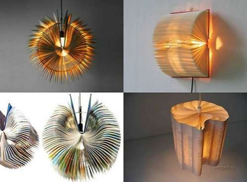 How To Recycle Another Recycled And Creative Lightings