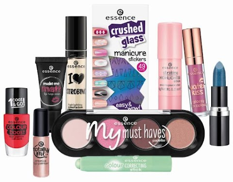 Essence Spring Summer 2017 Makeup Collection