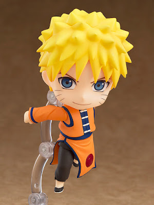 Nendoroid Naruto Uzumaki NARUTO Animation Exhibition in China Ver. - Good Smile Company