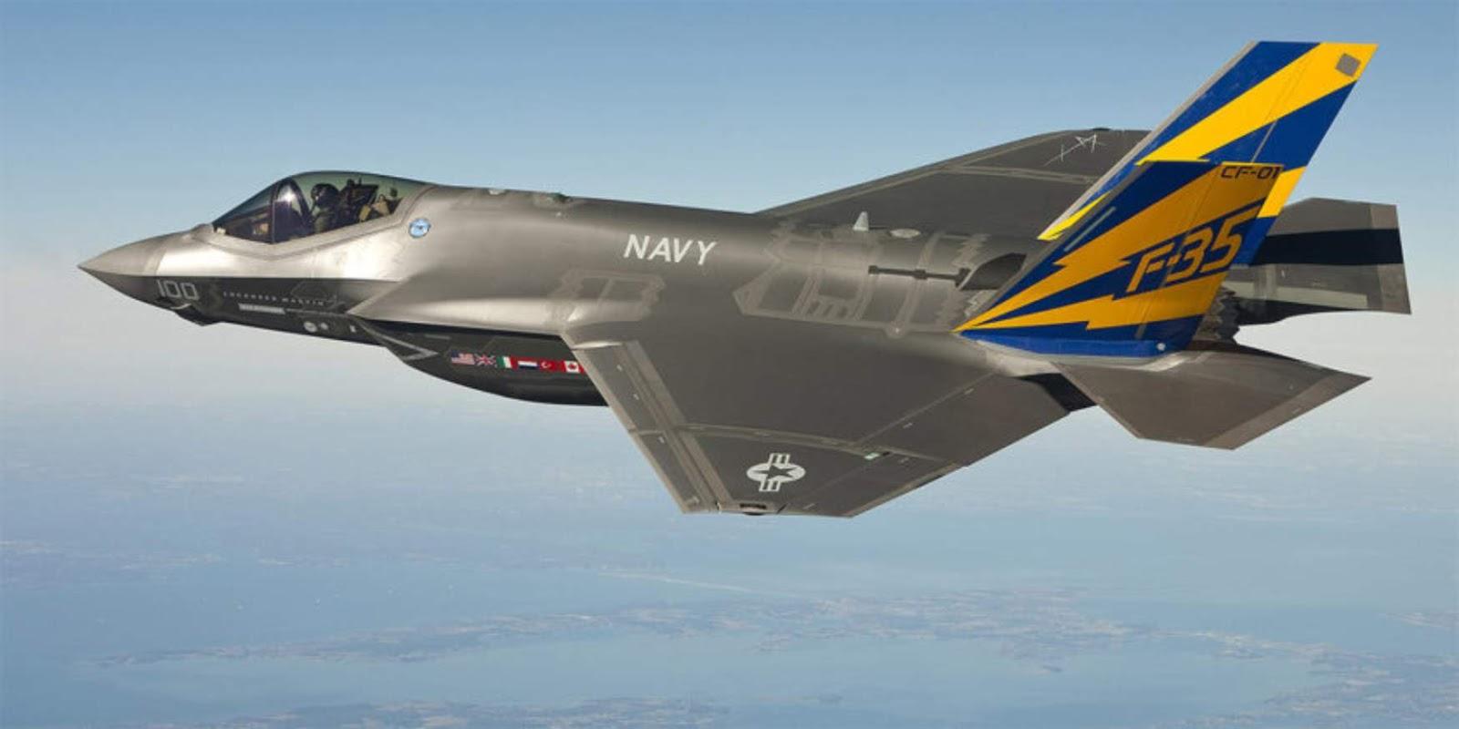 Puluhan pesawat tempur F-35 kembali di tangguhkan penerbangannya