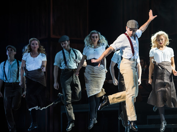TitanicDance, Waterfront Hall | Review