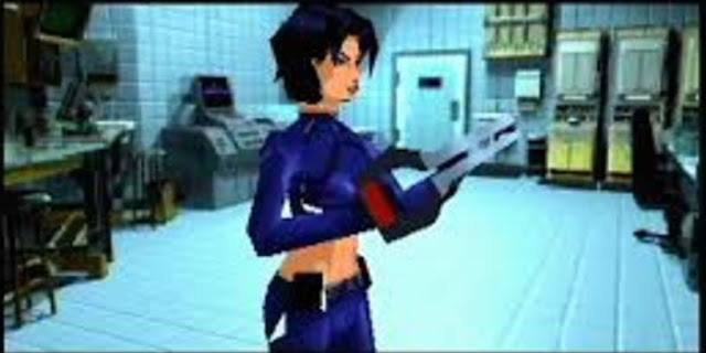 Fear Effect 2: Retro Helix screenshot 1