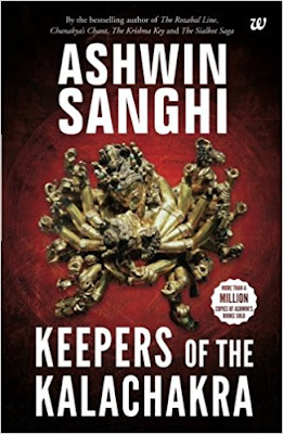 Download Free Keepers of the Kalachakra by Ashwin Sanghi book PDF