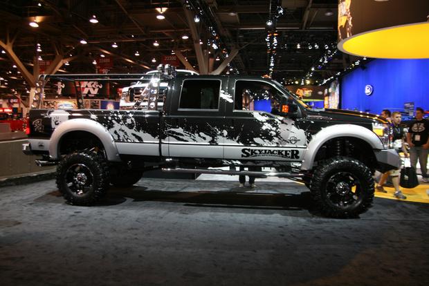 Pickup Truck Accessories >> Cool Custom Trucks