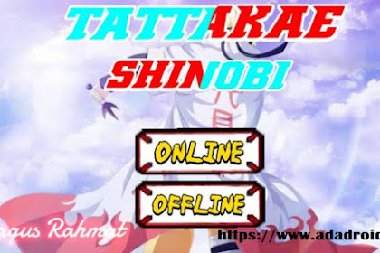 Naruto Senki Tattakae Shinobi by Bagus Rahmat Apk