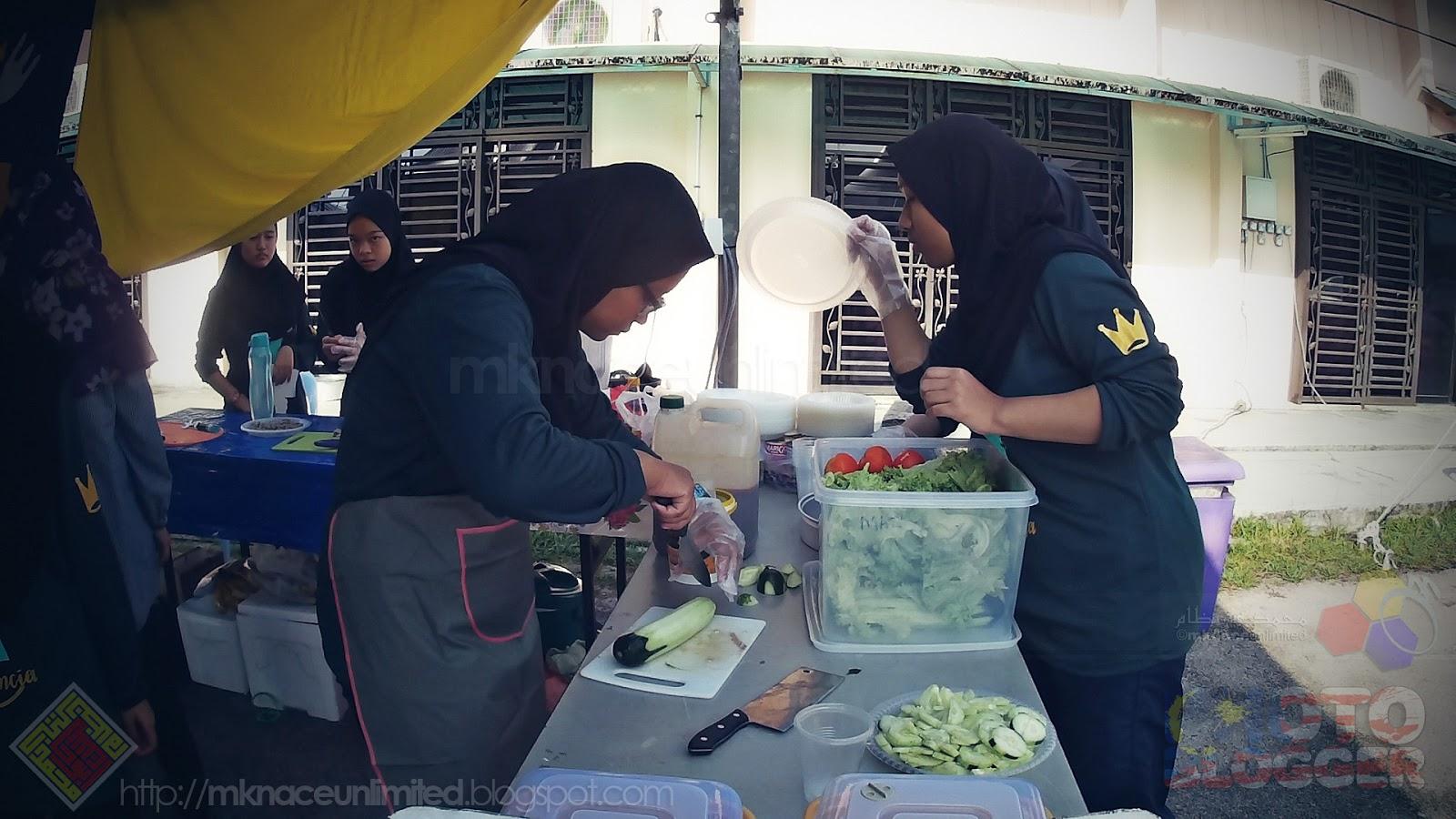 Sekolah Tun Fatimah 20181027 Questa Program Keusahawanan Roti Tissue By Canai Ikhwan Gh Corner Mks Bubur Ayam