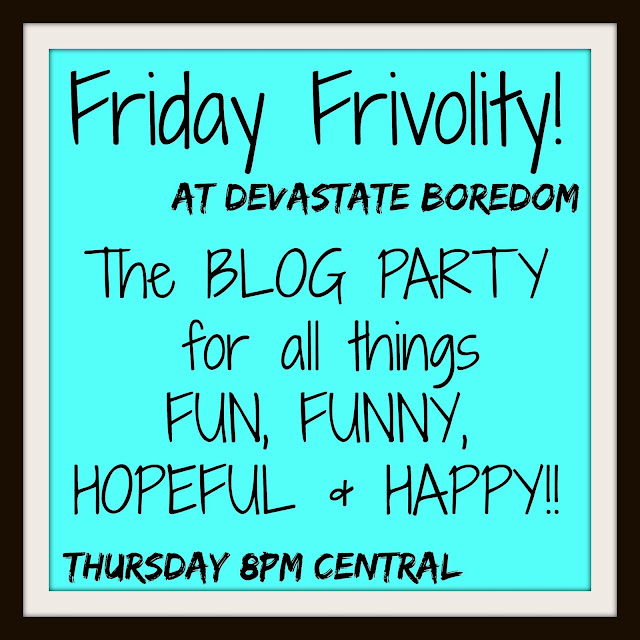 Friday Frivolity Superbowl / Football Memes Edition! (Sort of, Not Really... ;P) Plus the Friday Frivolity LINKY PARTY - the blog link-up for all things Fun, Funny, Happy, and Hopeful!