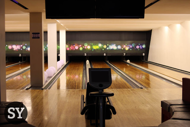 Bowler's point of view - Tempus Sports Lounge