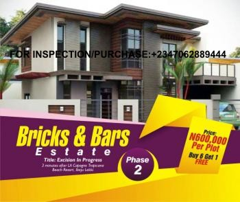 BRICKS AND BARS ESTATE PHASE 2, IBEJU-LEKKI