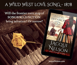 A Bride for Brynmor - A Wild West Love Song in 1878