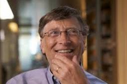 """Kebiasaan Positif """"Bill Gates"""" Sampai Menjadikannya Orang Paling Kaya Dijagat Dunia"""