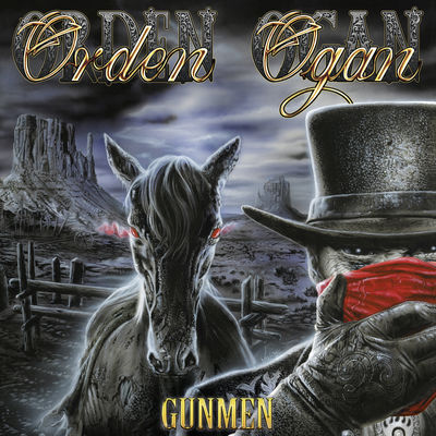 Orden Ogan - Gunmen - Album Download, Itunes Cover, Official Cover, Album CD Cover Art, Tracklist