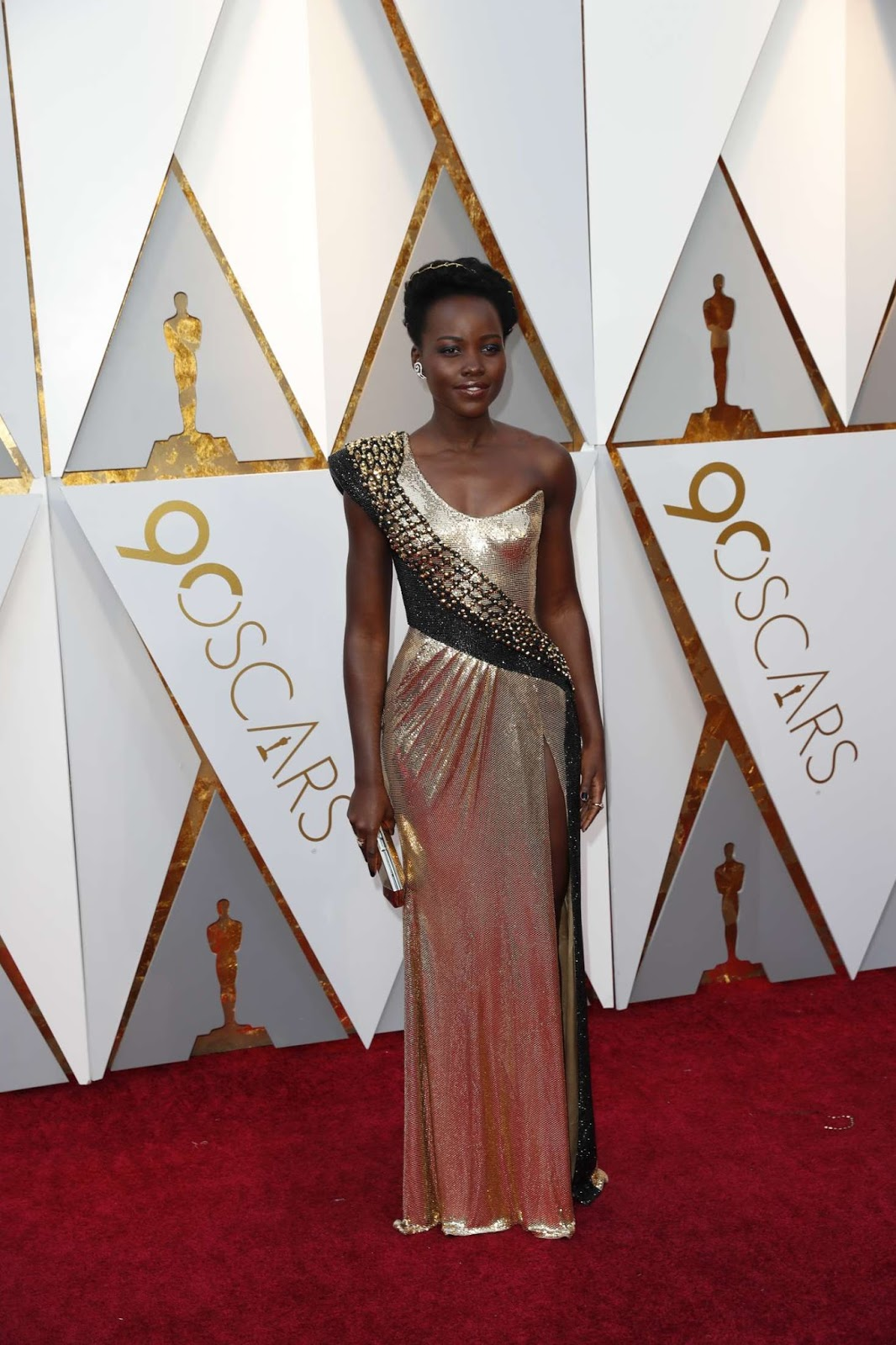 Lupita Nyong'o – 2018 Academy Awards in Los Angeles