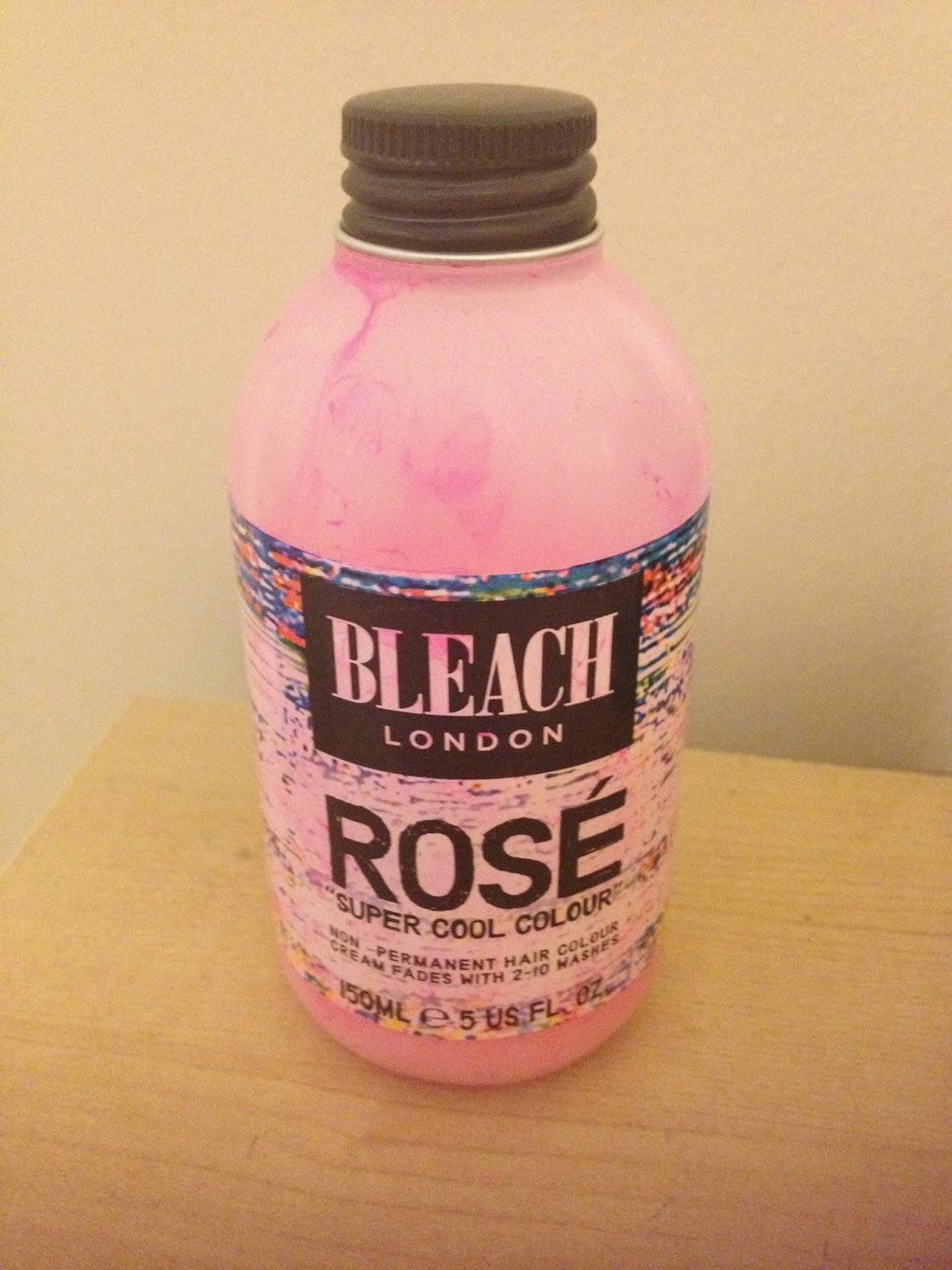 Bleach London Hair Dye