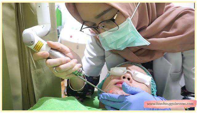 zap photo facial acne treatment