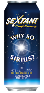 image of Why So Sirius? beer can
