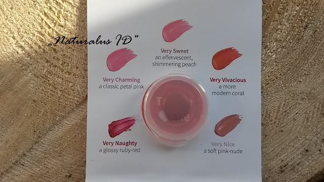 Tata Harper Lip Cheek Tint Swatches