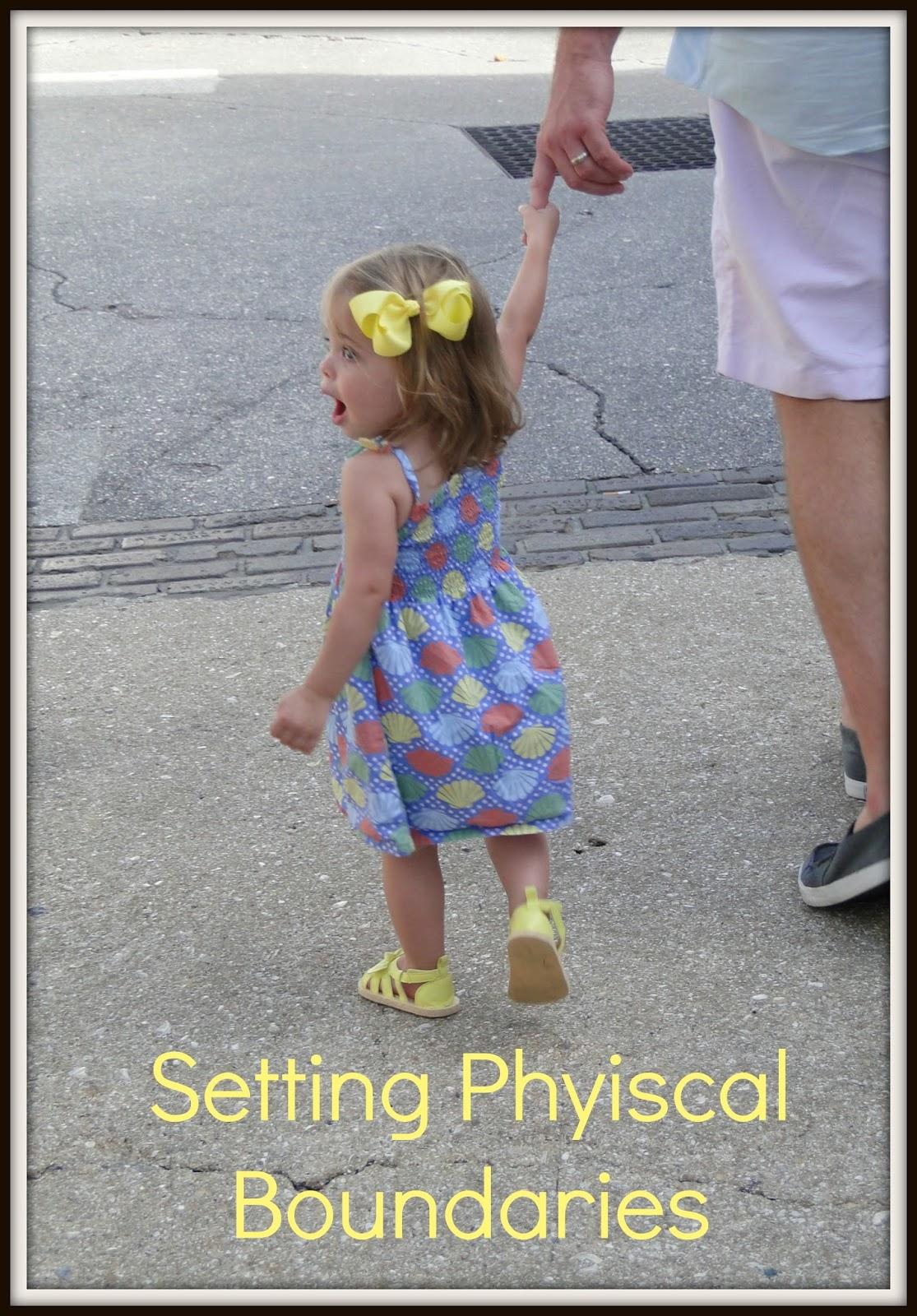 Establishing Physical Boundaries