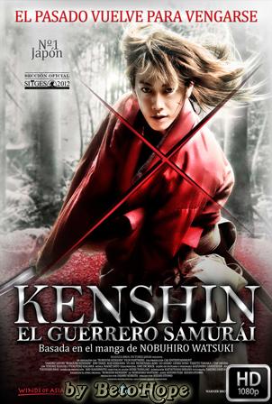 Rurouni Kenshin, El Guerrero Samurai [2012] [1080p] [Latino-Japones] [Google Drive] GloboTV