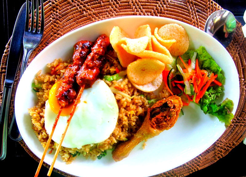 Nasi Goreng - National dish of Indonesia