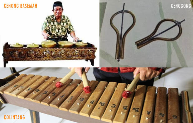 Alat Musik Tradisional Palembang