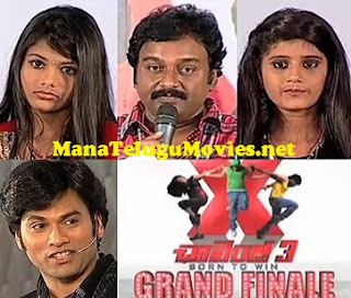 Challenge – 3 Episode 61 Grand Finale – Winner is ??