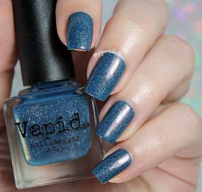 Vapid Nail Lacquer Distressed | Fall 2016
