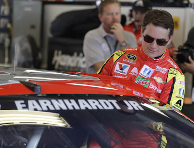 Jeff Gordon To Fill In For Earnhardt At The Brickyard (#NASCAR)