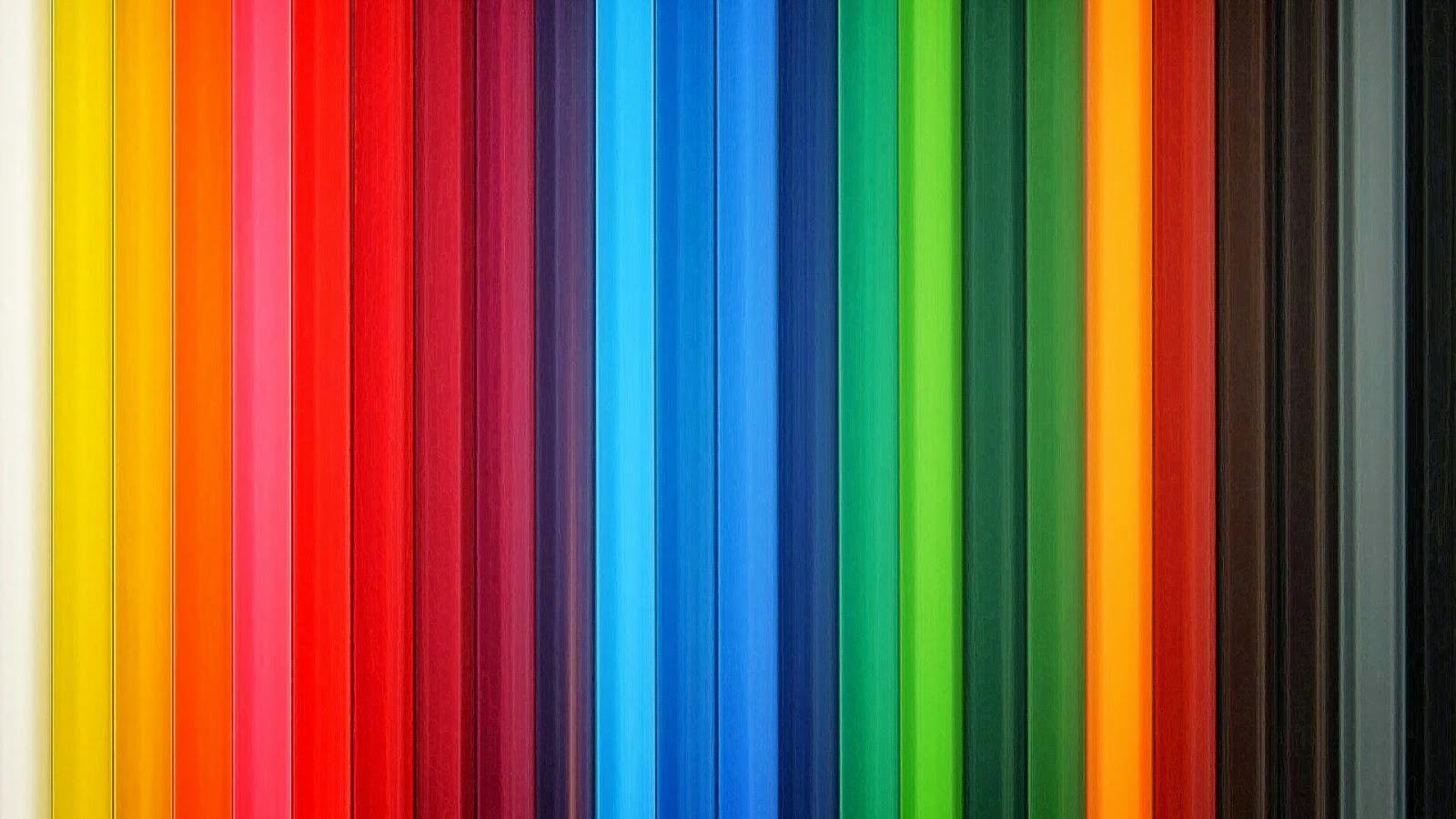 Fondo De Pantalla Abstracto Barras De Colores: Fondo De Pantalla Barras De Colores