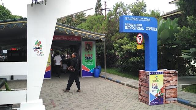 1.153 Siswa Peserta LKS SMK 2016 di Malang
