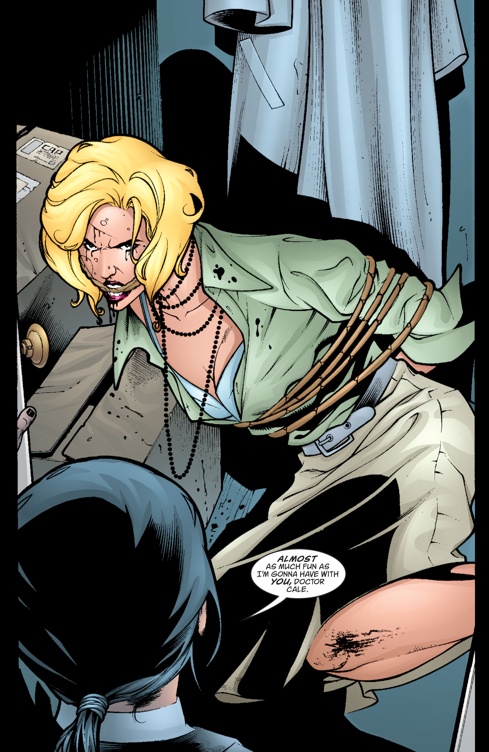 Read online Wonder Woman (1987) comic -  Issue #204 - 23