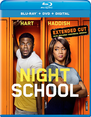Night School EXTENDED 2018 BD25 Latino