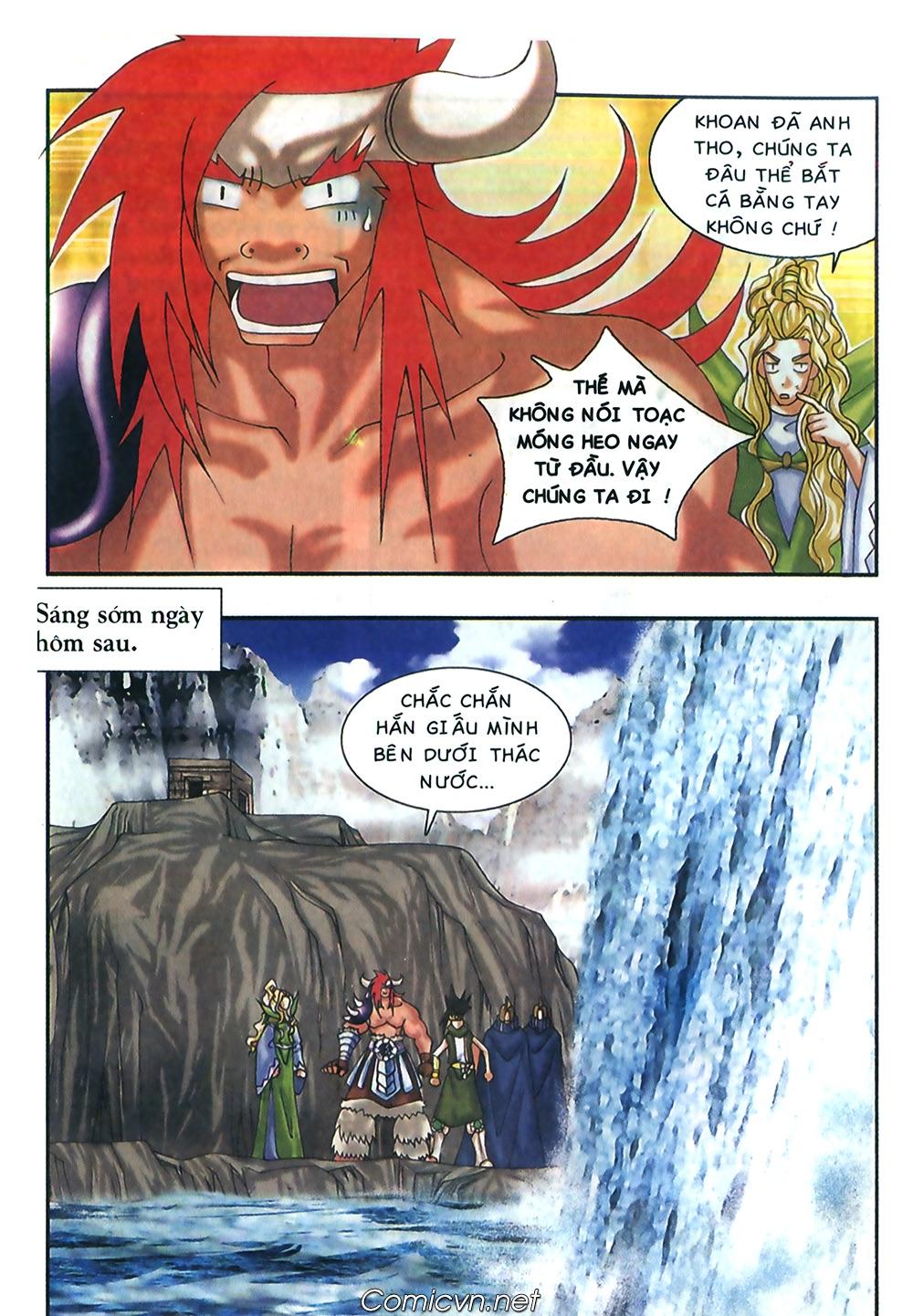 Thần thoại Bắc Âu - Chapter 47: Gieo gió gặt bão - Pic 22