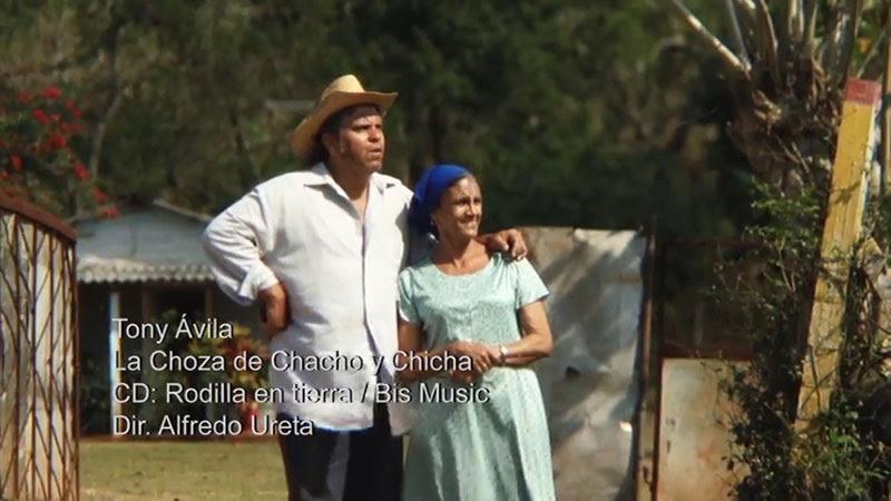 Tony Ávila - ¨La choza de Chacho y Chicha¨ - Videoclip - Dirección: Alfredo Ureta. Portal Del Vídeo Clip Cubano - 09