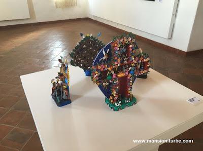 Arte Popular Michoacano de Ocumicho