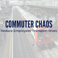Commuter Chaos: Reduce Employees'  Transport Woes With These Steps