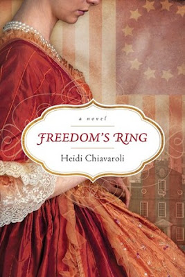 Heidi Reads... Freedom's Ring by Heidi Chiavaroli