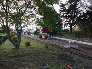 Lakeside Miniature Railway in Southport