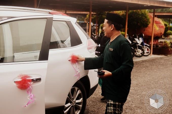 Majlis Persaraan Cikgu Siti Mokminah