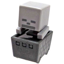 Minecraft Series 7 Skeleton Mini Figure