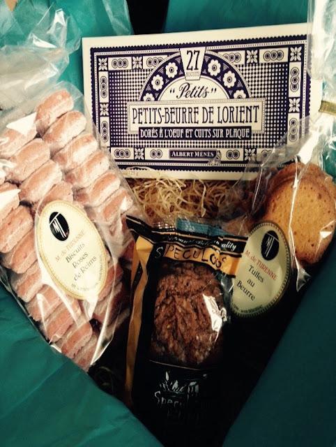 Biscibox, boutique en ligne de biscuits sucrés et salés