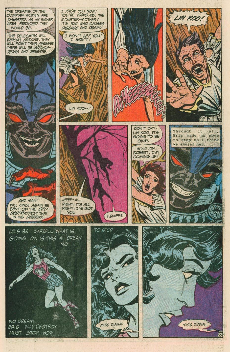 Read online Wonder Woman (1987) comic -  Issue #40 - 8