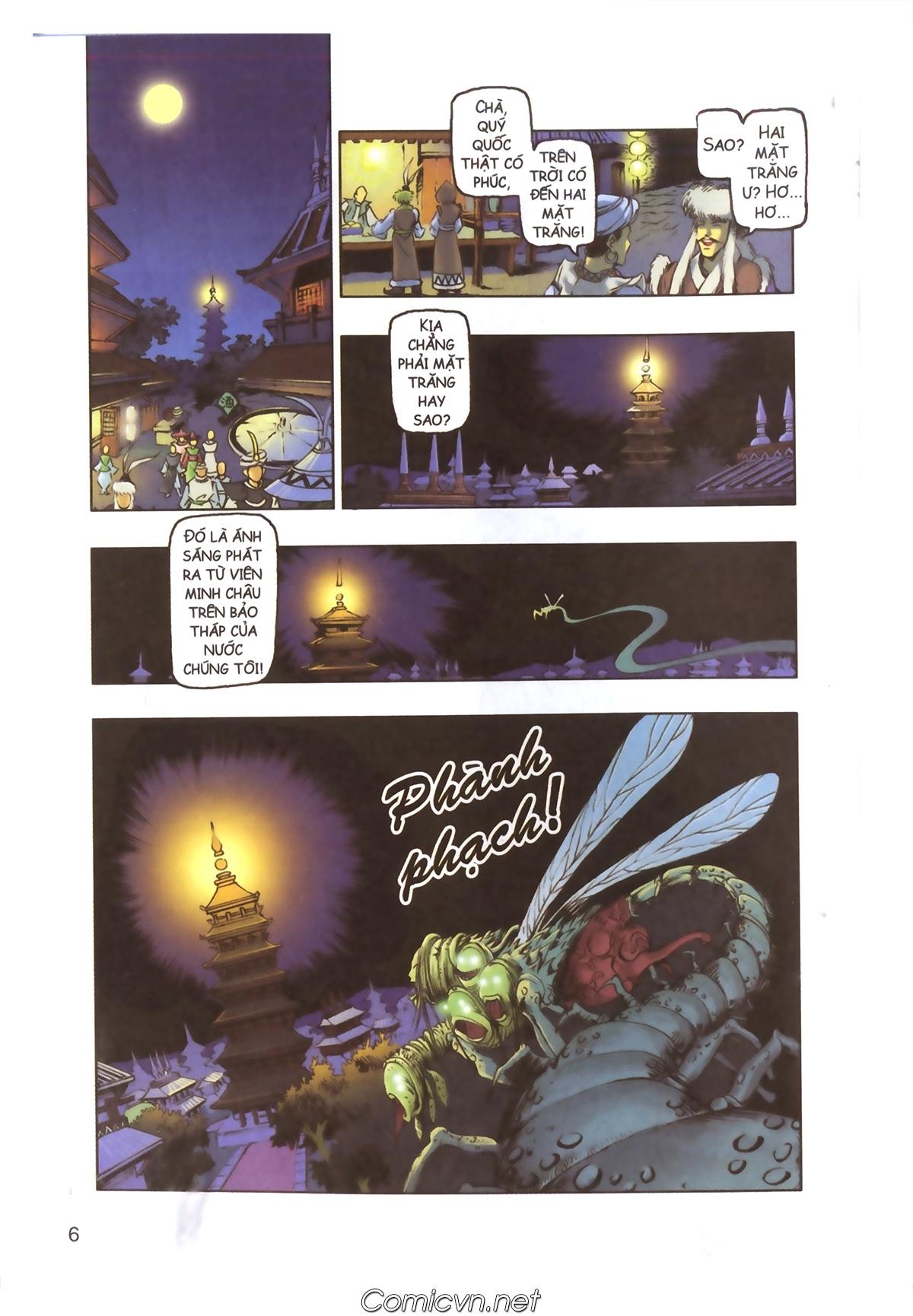 Tây Du Ký màu - Chapter 110 - Pic 4