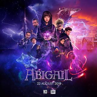Cuộc Phiêu Lưu Của Abigail