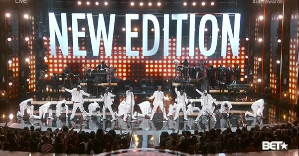 WATCH: New Edition Receives Lifetime Achievement Award, Tears Down BET Awards Stage + Bobby Brown Is Still Extra!